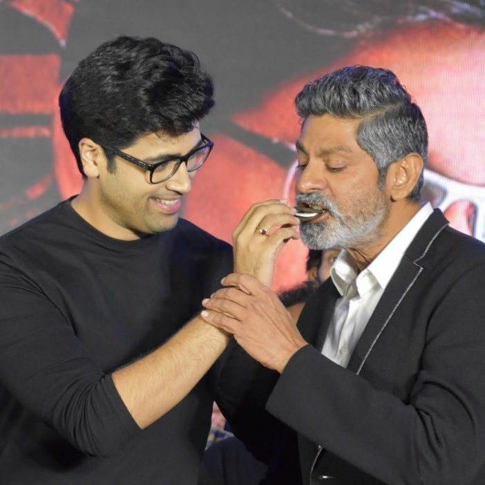 Many many happy returns of the day @IamJagguBhai sir! Shooting with you was an amazing and enriching experience! You have been amazing to me both on and off screen 🙏🏼Looking forward to working with you on #G2 again!