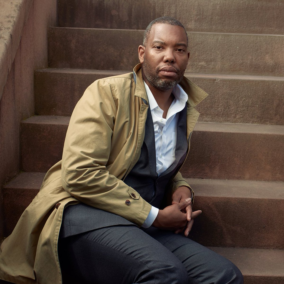GREAT COMIC CREATORS IN AMERICAN HISTORY: TA-NEHISI COATES.  Writer on books such as Black Panther and Captain America. https://t.co/YzbR8VXu6A