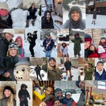"""Image for the Tweet beginning: """"Snow"""" much fun! Our #PhillyFutures"""