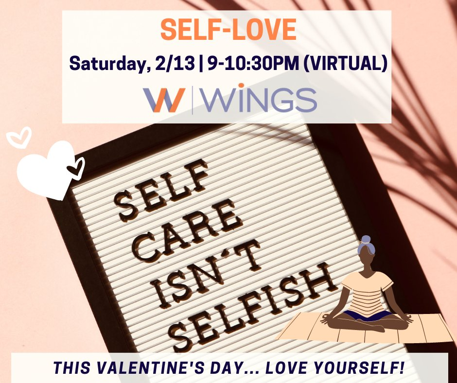 test Twitter Media - Join us next Saturday for our virtual class on loving yourself because, well, you deserve it! On Valentine's Day each year we celebrate love, but each and every day it's important to celebrate YOU through love and self-care. Sign up for the class at https://t.co/VaAFMOs4HS https://t.co/lUmNZtB7ak