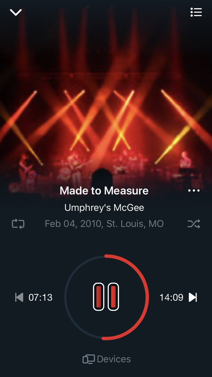 UM Daily Dose of Feb Fury  2.4.10 Made to Measure @ThePageantSTL   A poppy, uptempo movement as the song proper fades away. Eerily familiar Lyrical Stew eventually ensues.  2.4 Honorable Mentions (both featuring Lyrical Stews): Nemo '10 2x2 '11  #umphreys #UMFabFeb #wetfebruary