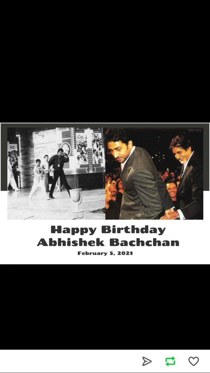Happy Birthday to you Abhi Sir ❤🤗🤗