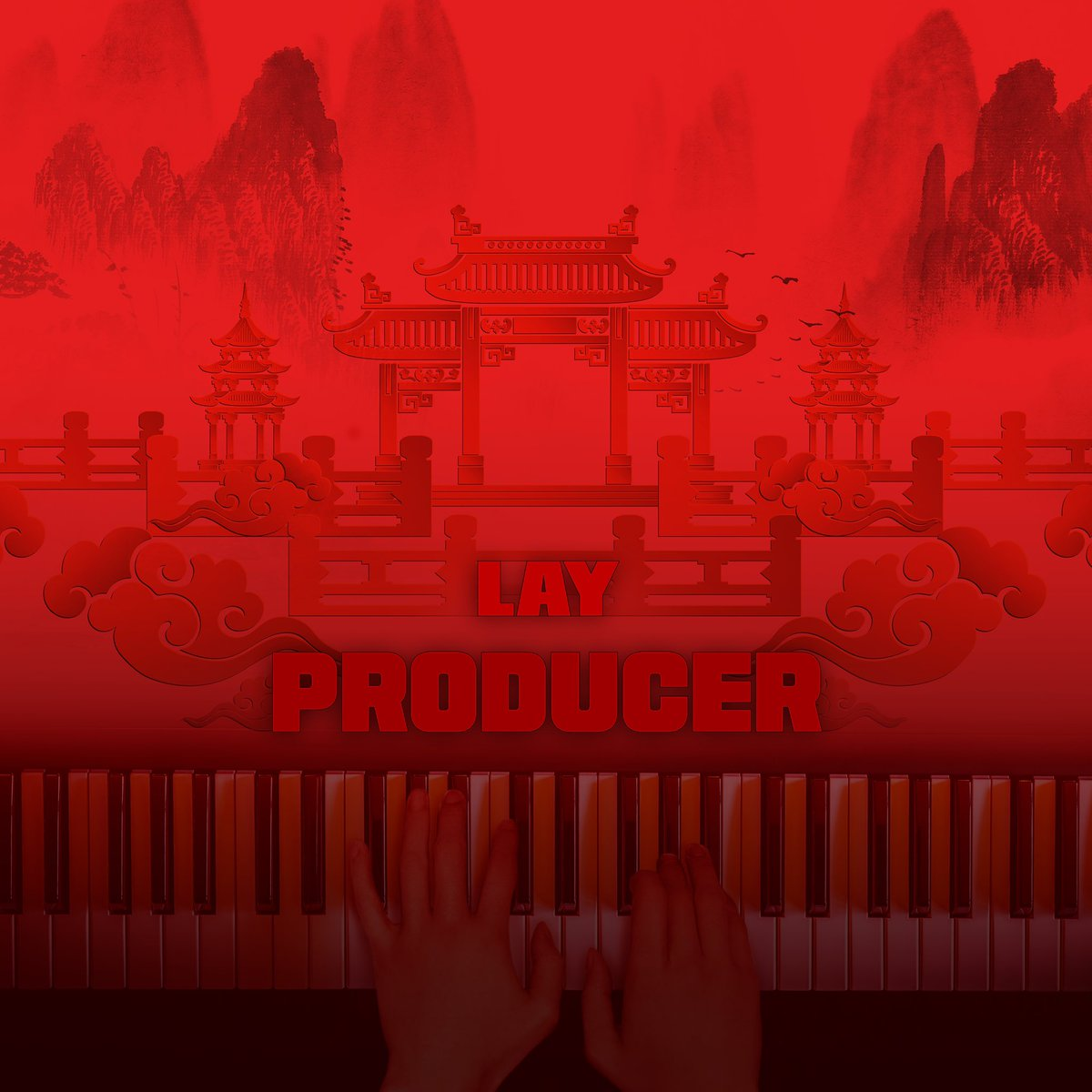 Hi everyone my album #PRODUCER is out now! I am happy that I can finally share the songs I made while on the TV show CZR2! I hope you enjoy this studio version^^  LINK TO STREAM ➡️  LAY.lnk.to/PRODUCER