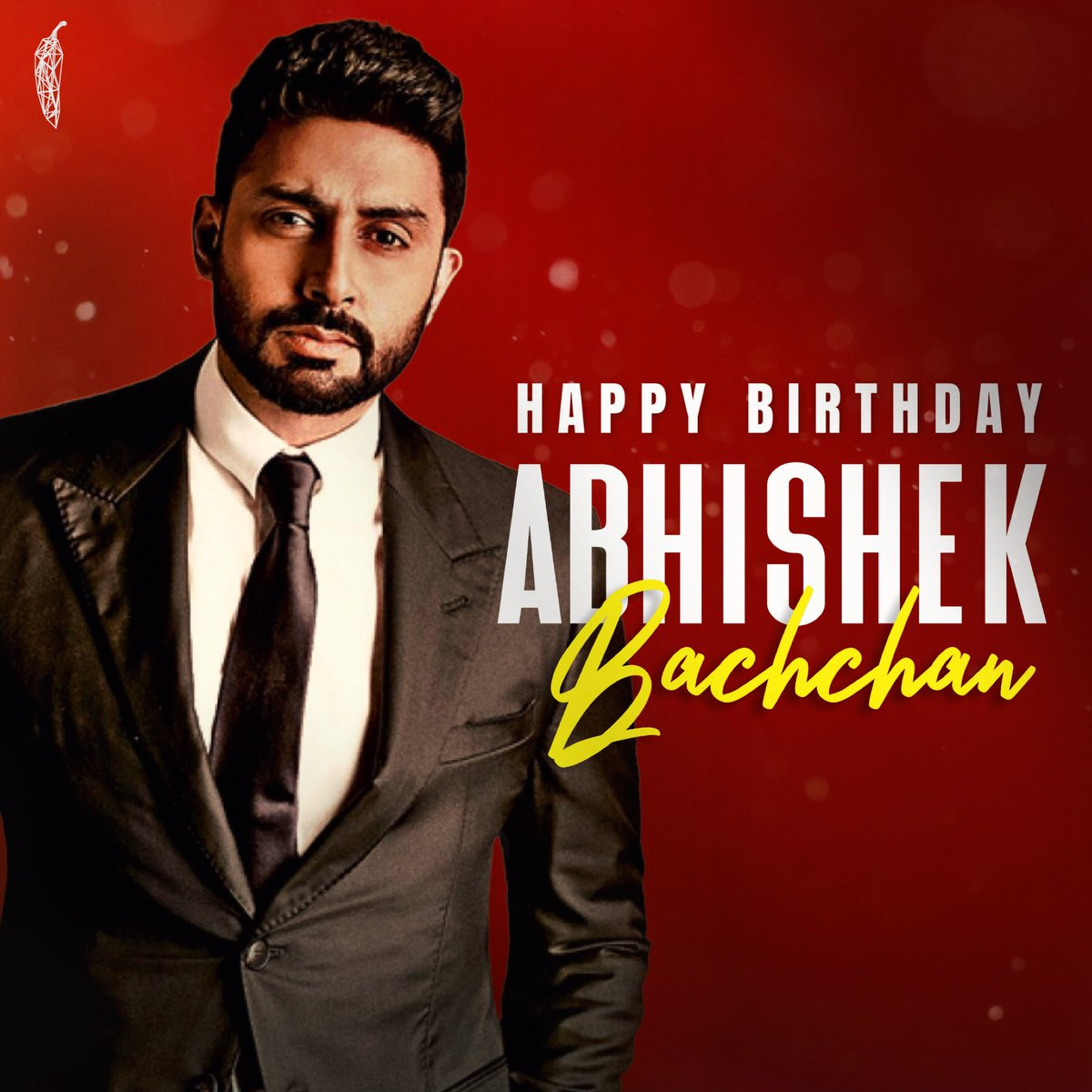 Charming. Witty. Charismatic.😎  Wishing Abhishek Bachchan (@juniorbachchan ) #HappyBirthday and a marvellous 2021! Eagerly looking forward to #BobBiswas! 🤩  Drop your birthday wishes in the comments below!  -🌶🎂🎉
