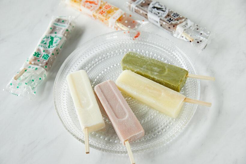2月6日は #風呂の日 です♨️ということで、風呂上りに食べたい、大阪の方なら知らない人はいない?ご当地アイスキャンデー「北極」をお取り寄せ🍨週末は少し暖かくなってきましたし、アイスも恋しくなりますね😋