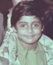 Cutie... I miss you on twitter. Aa jao ek baar. #HappyBirthdayAbhishekBachchan