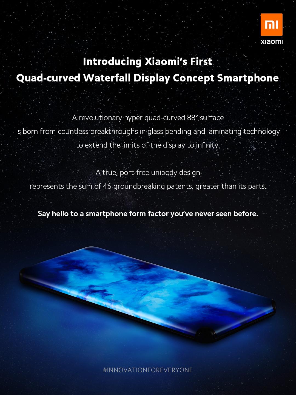 Xiaomi's Concept Phone