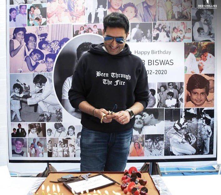 @juniorbachchan @mayankvsharma Very very happy birthday @juniorbachchan and good luck of #bobbiswas miss you so much please please reply #AbhishekBachchan 🙏🏻🙏🏻🙏🏻🙏🏻🙏🏻🙏🏻🥳🥳🥳🥳🥳🆎