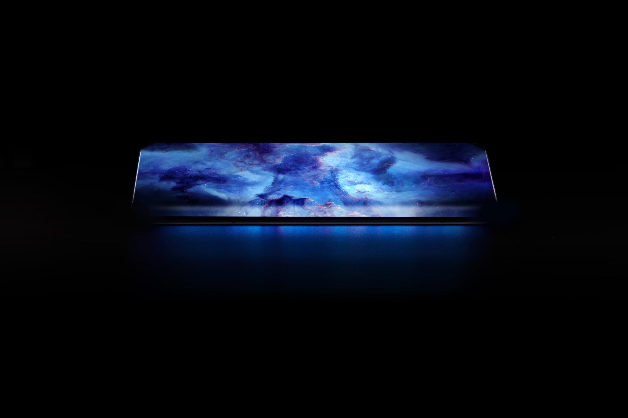 Xiaomi concept In dark