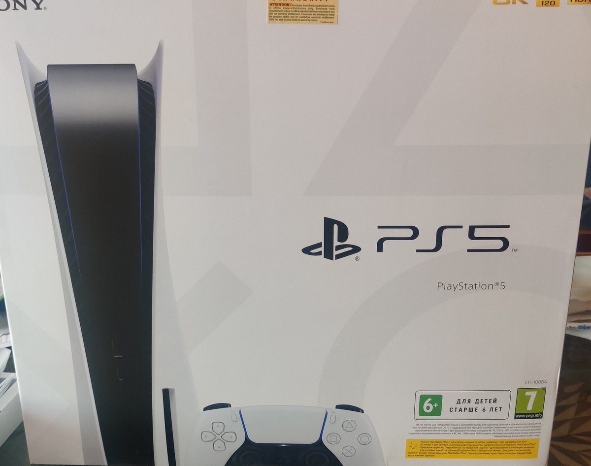 The PlayStation 5 is finally here. Shoutout to @RishiAlwani and @PS5India for keeping gamers sane throughout this excruciating wait considering the lack of any sort of proper communication from the people who should have been doing so.