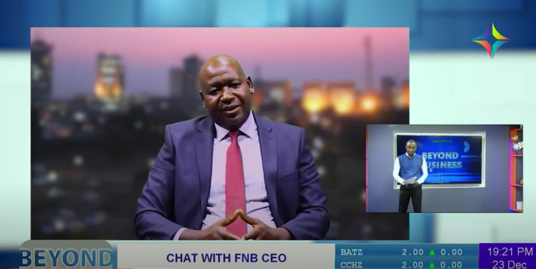 Featuring on Diamond TV's 'Beyond Business' programme, our CEO Bydon Longwe discusses what we're doing to enable our people, enhance our platforms and deliver #RealHelp for our customers. To listen in click on the link https://t.co/sdPBNSfw5P. https://t.co/ZWWfmQpVIW