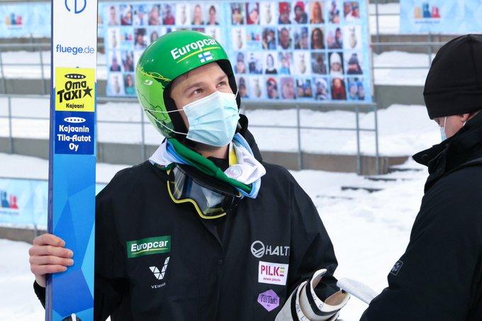 Kiitos, että kannustit kisakatsomossa 💎.Talviurheilukansan kuvat täydensivät legendaarisia....