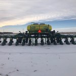 Image for the Tweet beginning: 2018 Planter Worx 1630 $125,000 Very clean