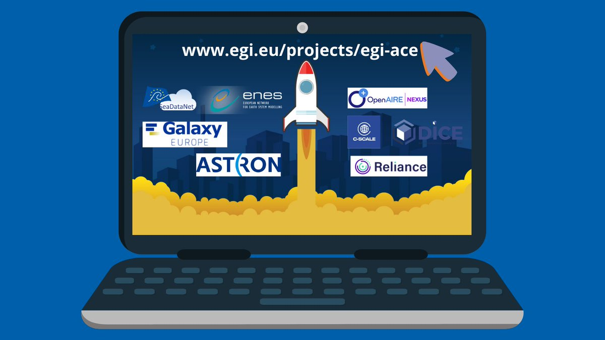It was our pleasure being a part of #EGIACE presenting #C_SCALE. Make sure to check out summaries and presentations 👉https://t.co/bSY2CDDoGO