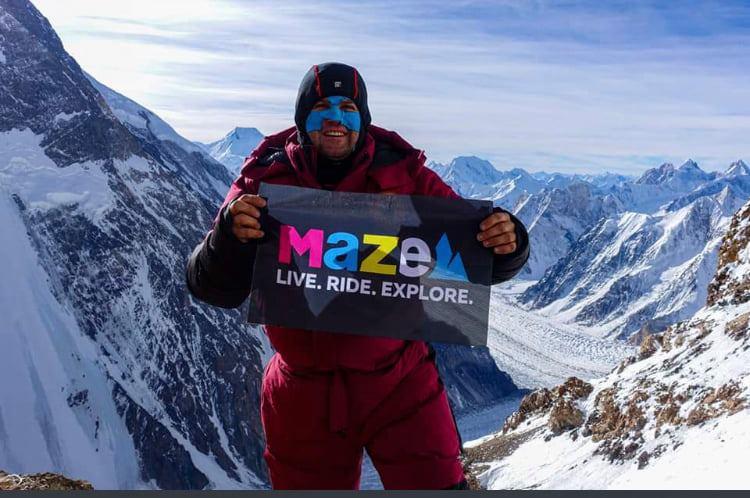 gunung K2 Pakistan