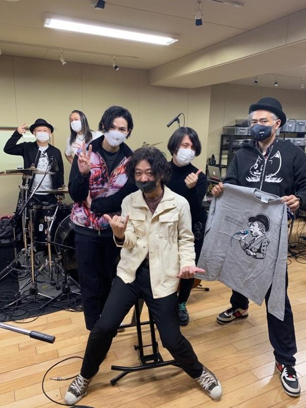オーケンナイトニッポン8 ロック55号 いよいよ明日です。(Mr. Kenji Otsuki's