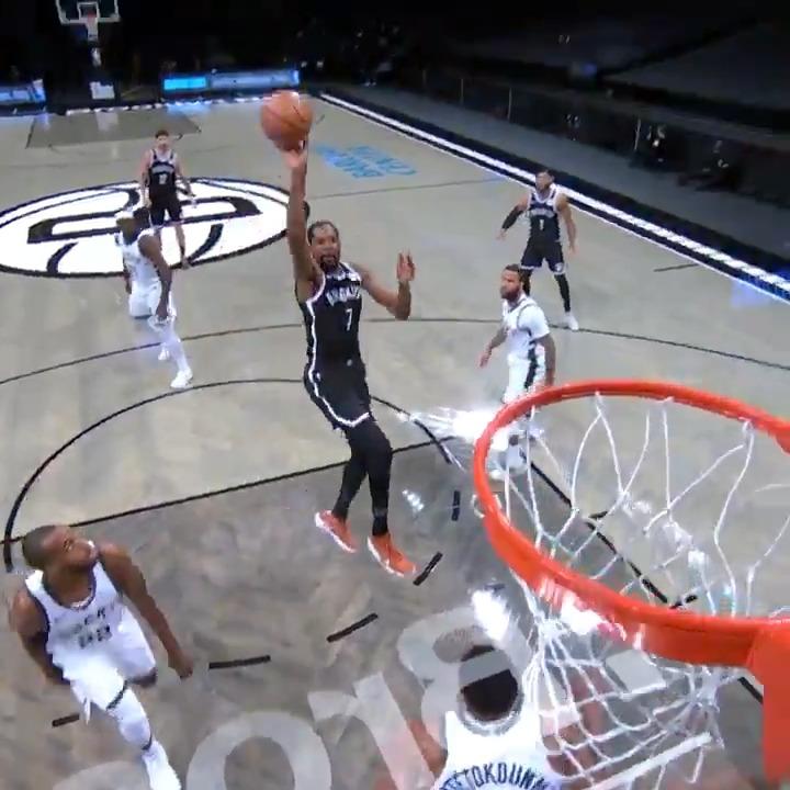 @NBA's photo on Durant