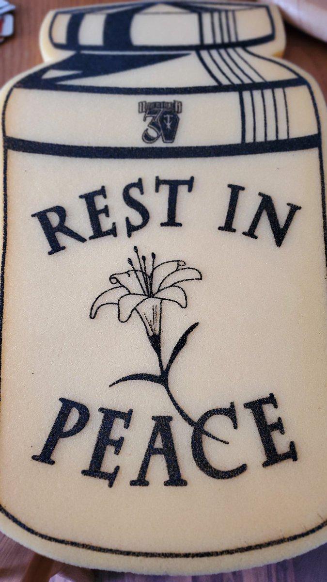 Rest In Peace! #WWE #Undertaker30