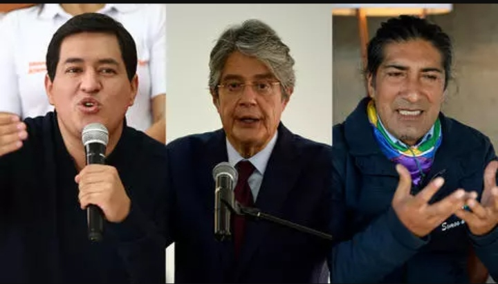 Arauz encabeza elecciones de Ecuador 2021| Denuncian bots y noticias falsas en redes sociales