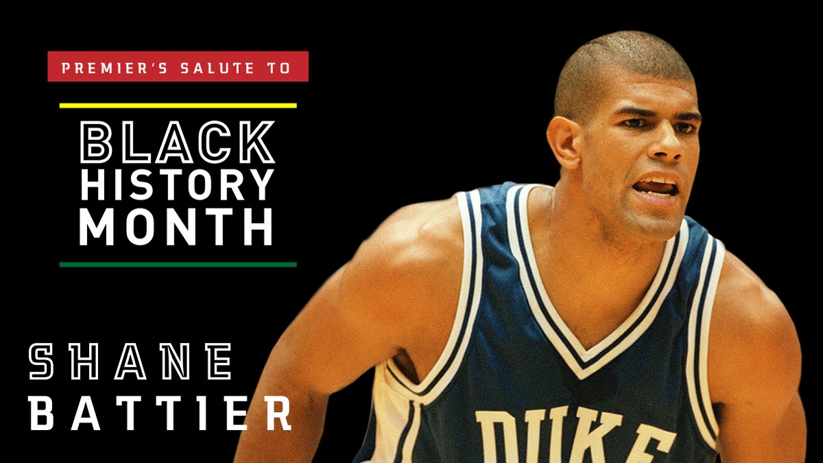 The remarkable college basketball career of @ShaneBattier with @DukeMBB inspired the formation of the @SnrCLASSAward, created in 2001 by Premier Sports & the late broadcast legend Dick Enberg to honor the nation's top senior student-athletes. #BlackHistoryMonth #BHM