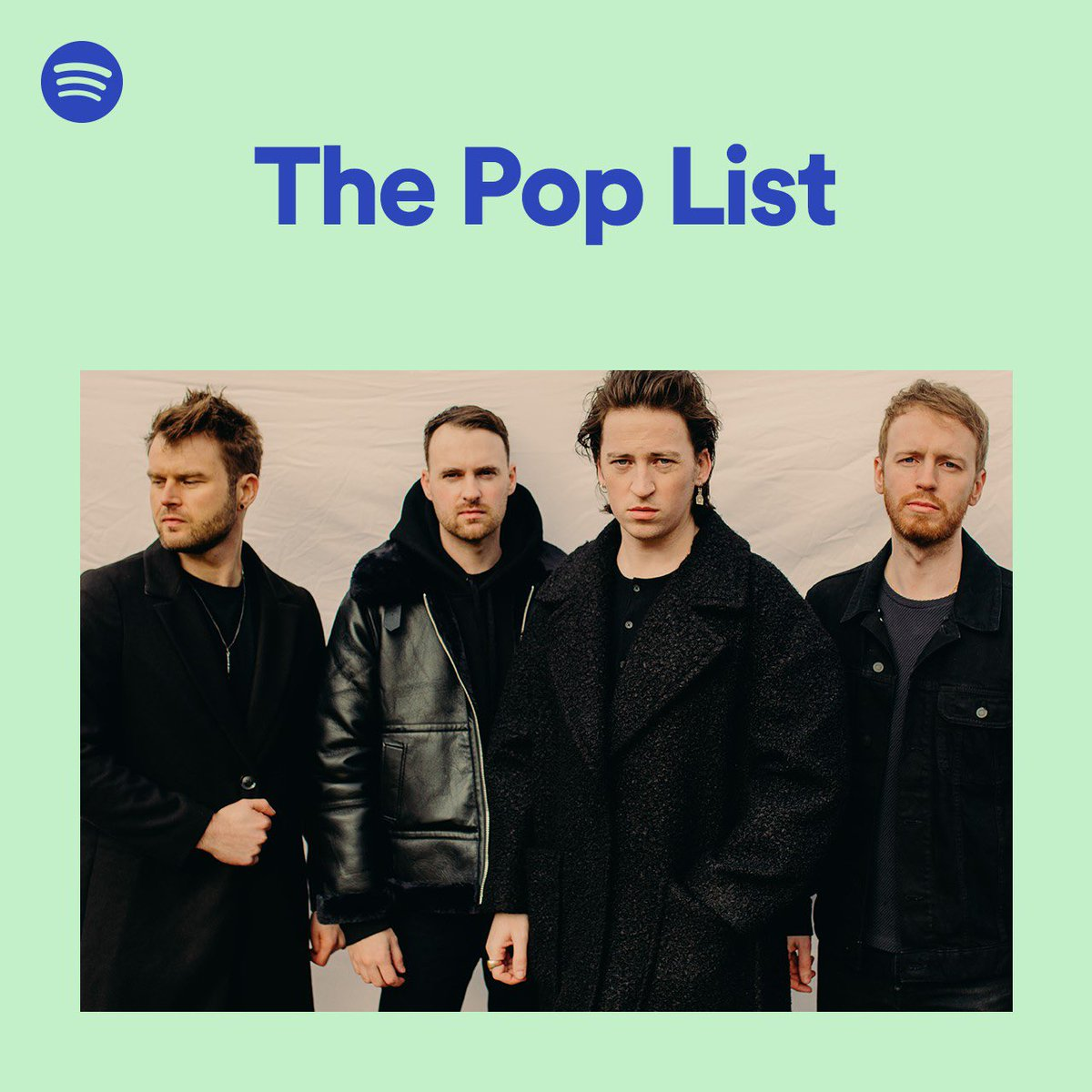 Thank you for the cover of The Pop List @SpotifyUK