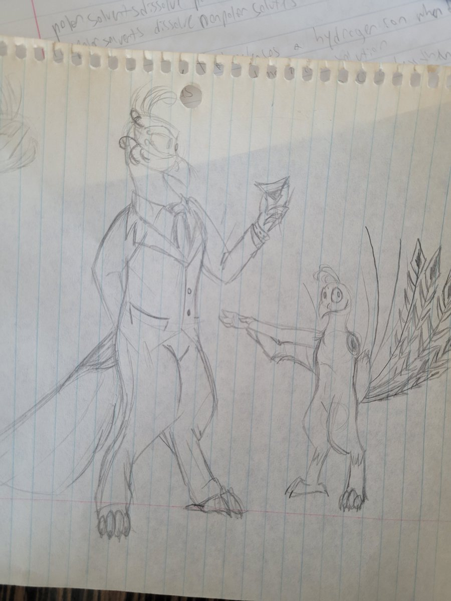 I'm doing some custom characters for a friend of mine :>  This is gonna be a black and rich peacock- maybe poisons people at his parties, idk- I'll post finished bits