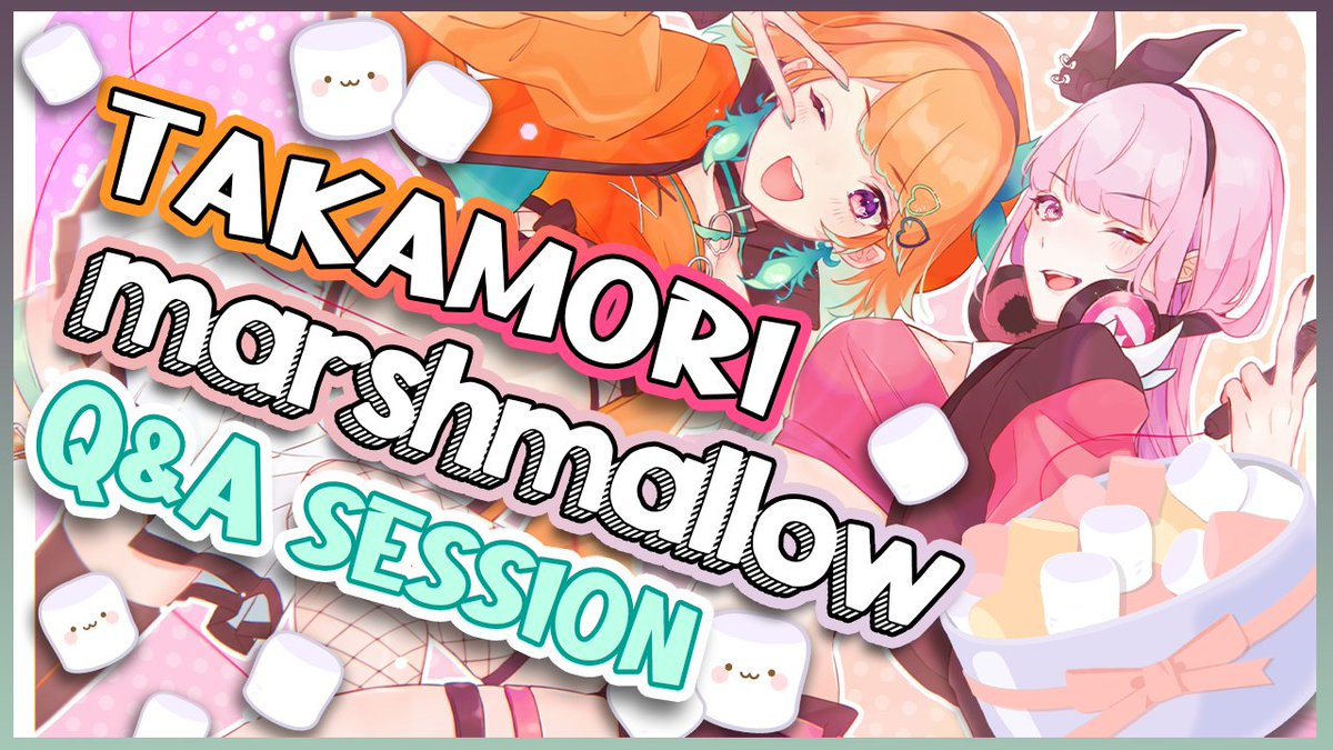 →→NEXT STREAM【TAKAMORI Q&A】with Calliope!12:00 JST / 22:00 EST / 3:00 GMTThis time we're doing it for real!! ANSWERING YOUR QUESTIONS TOGETHER!今回は本当にやります!皆の質問に答えます!