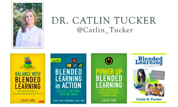 예이! @Catlin_Tucker 는 혼합 학습의 전문 지식과 귀중한 교리 및 기술을 공유하는 APS House입니다! 진실되고 직원과 학생들을 도와 주셔서 감사합니다.