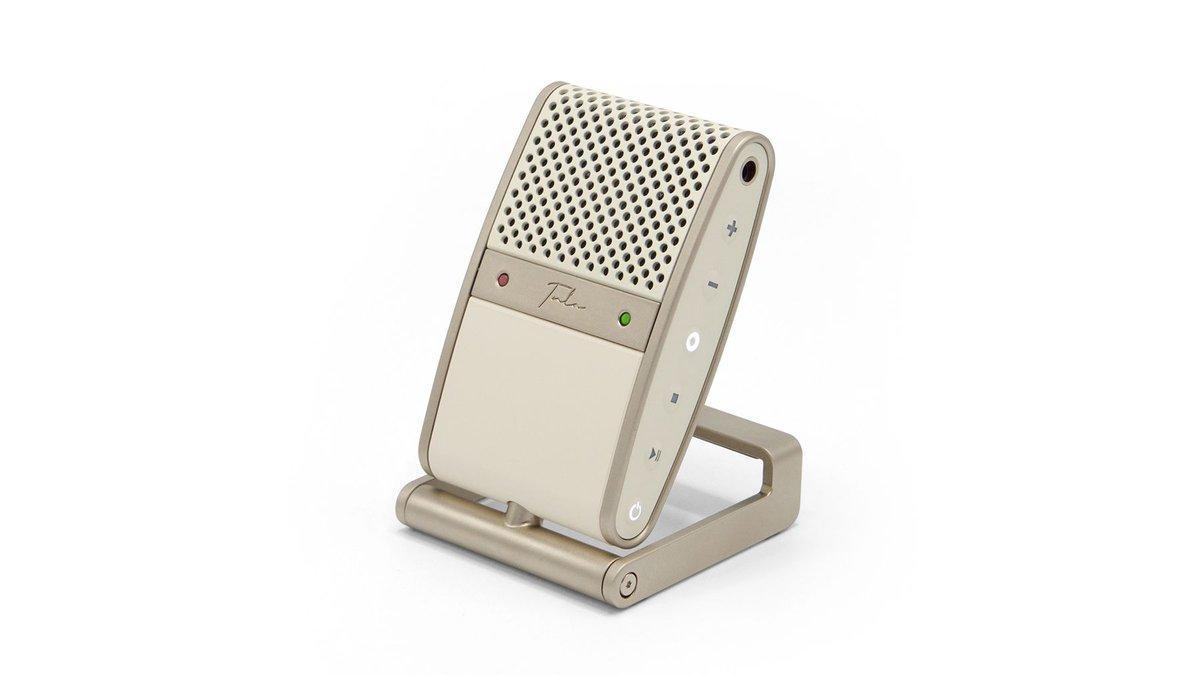 USB-Cマイクとしても使用できるパワフルなポータブルレコーダー「Tula Mic」 - TechCrunch Japan