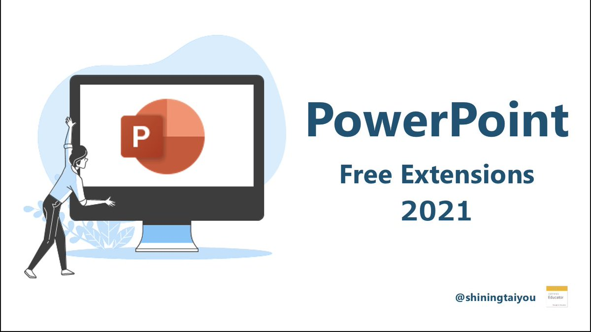 生産性を上げてくれるPowerPointの無料拡張機能を6つまとめました🍵