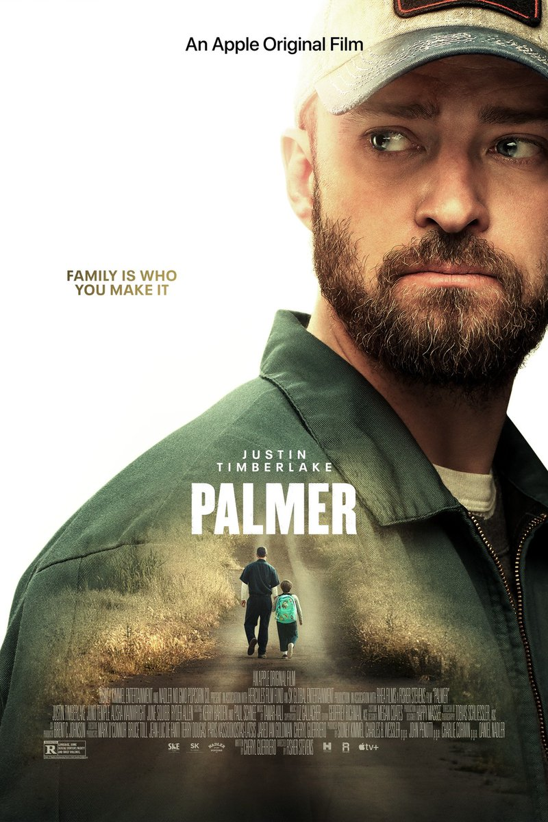 Trailer, featurette, images and poster for the drama PALMER (2021) starring Justin Timberlake    #movies #palmermovie #palmer #justintimberlake #fisherstevens #AppleTV @fisherstevensbk @jtimberlake