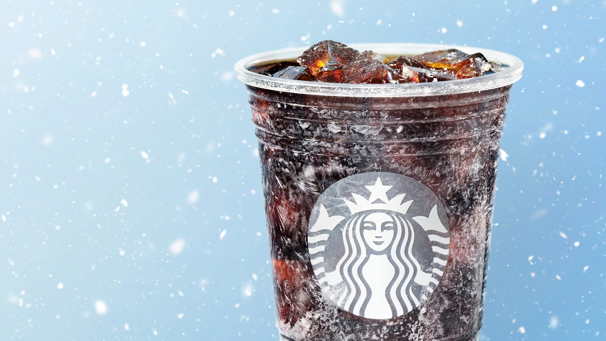 Cold Brew is so hot right now. ❄️