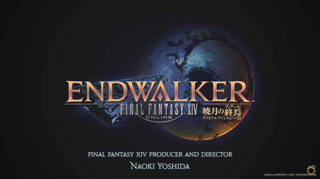 【FF14】パッチ6.0「ENDWALKER 暁月の終焉」が発表!! #FF14 #FFXIV新情報発表会