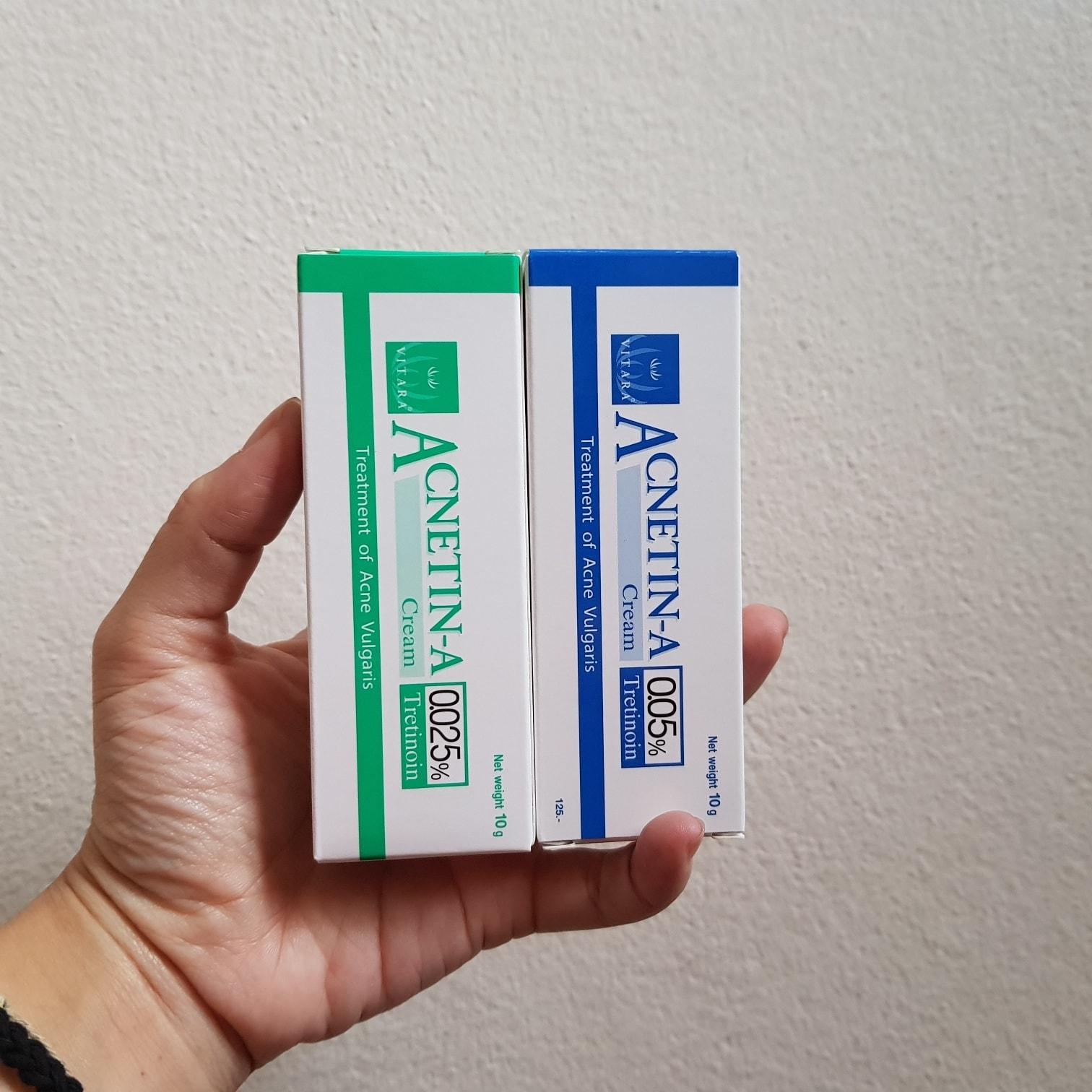 แนะนำ 3 ยาลดสิวอุดตันที่มี Tretinoin วิตามินเอ