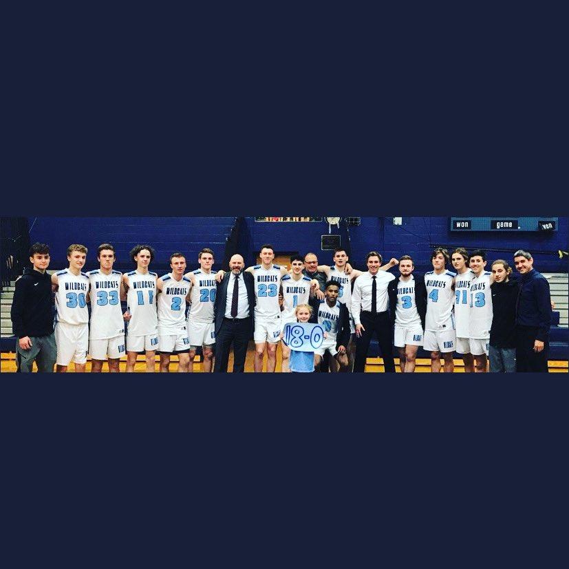 test Twitter Media - Today in Wildcat History 2.5.20: York finishes historic reg. season (18-0) with a 85-67 win over GNG on senior night! @willxmacdonald 33 points, @rlinn7 17 points @bradycummins_  w/13 York BB 1st undefeated reg season in Wildcat history @YHSWildcats @yorkhoops_boys #VarsityMaine https://t.co/ZiCAsgeTmZ