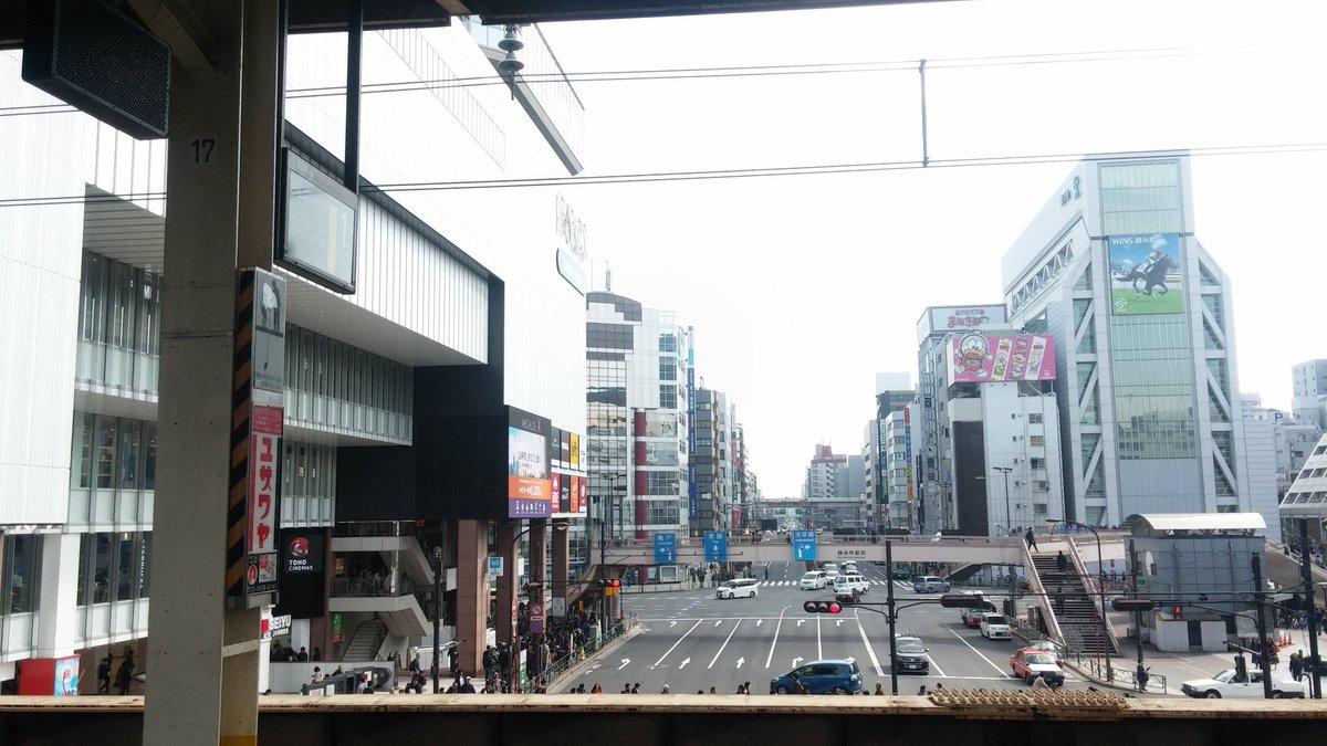 錦糸 アド 町 街