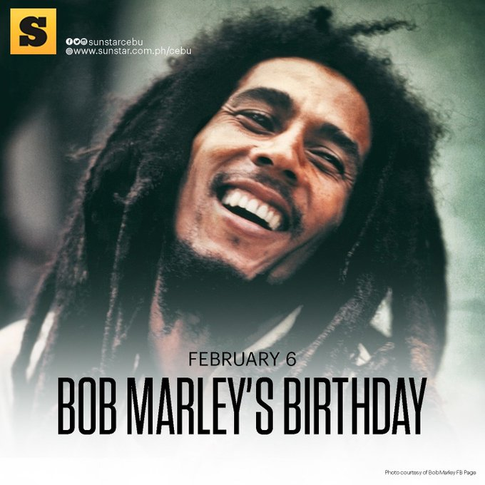 HAPPY BIRTHDAY TO THE KING OF REGGAE, BOB MARLEY  What is your favorite Bob Marley song?
