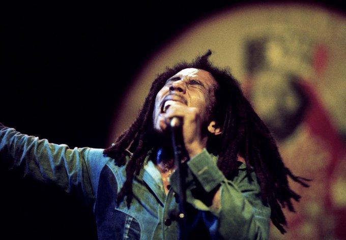 Happy Birthday Bob Marley (aka. Skip, Tuff Gong)! JAH bless you iternally in zion.