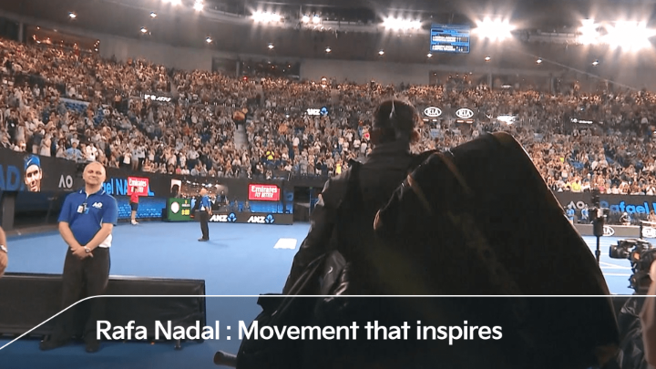 Discover how movement inspires Rafa Nadal. The places he has visited, the people he has met are all sources of inspiration.  #Kia #MovementThatInspires #RafaNadal #Movement #Inspiration https://t.co/uXzannEhlk