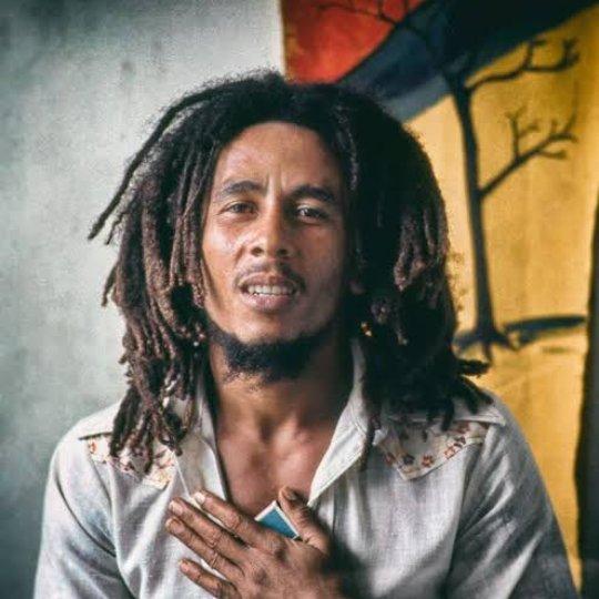 "Money can\t buy life\"" happy birthday Bob Marley"