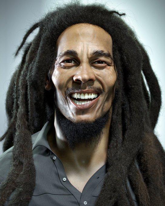 Happy birthday Bob Marley! Feb, 6, 1945!