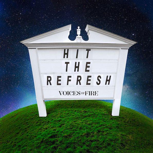 VOICES OF FIRE - HIT THE REFRESH  Il est là, le 1er single de Voices of Fire ! #HitTheRefresh n'est pourtant pas si convainquant ! Dommage.   BLUE MELODY SCHOOL RADIO Le Meilleur de la Gospel Music ... #BlueMelodySchoolRadio #VoicesOfFire #UrbanGospel #BrandNew #Gospel