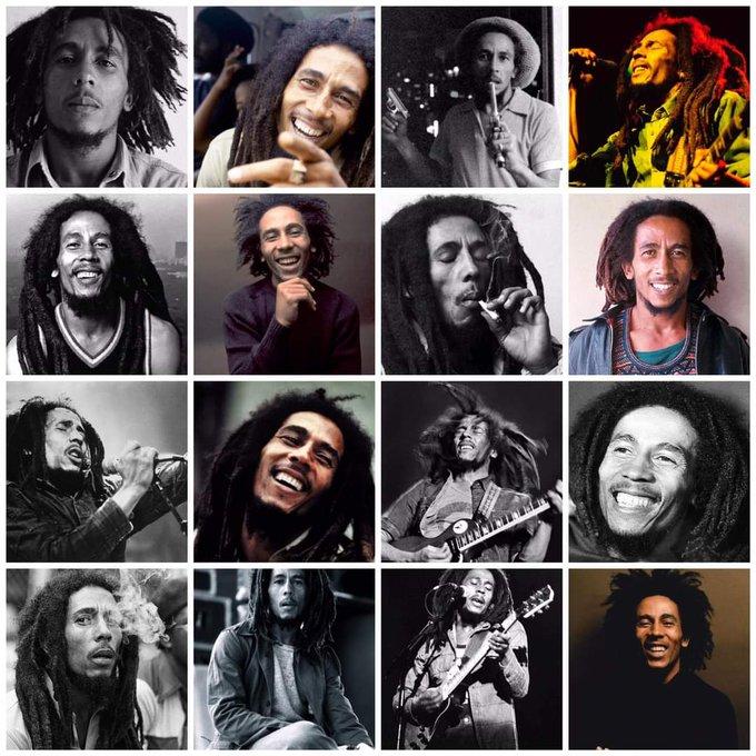 Happy birthday Bob Marley  Celebrate Bob Marley\s Earthday
