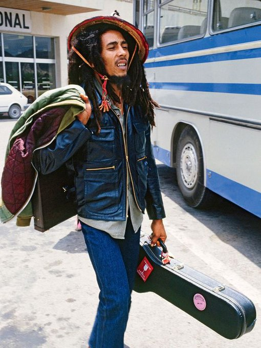 Happy birthday to one of the greatest pioneers of reggae music, Bob Marley  What is your favourite Marley track?