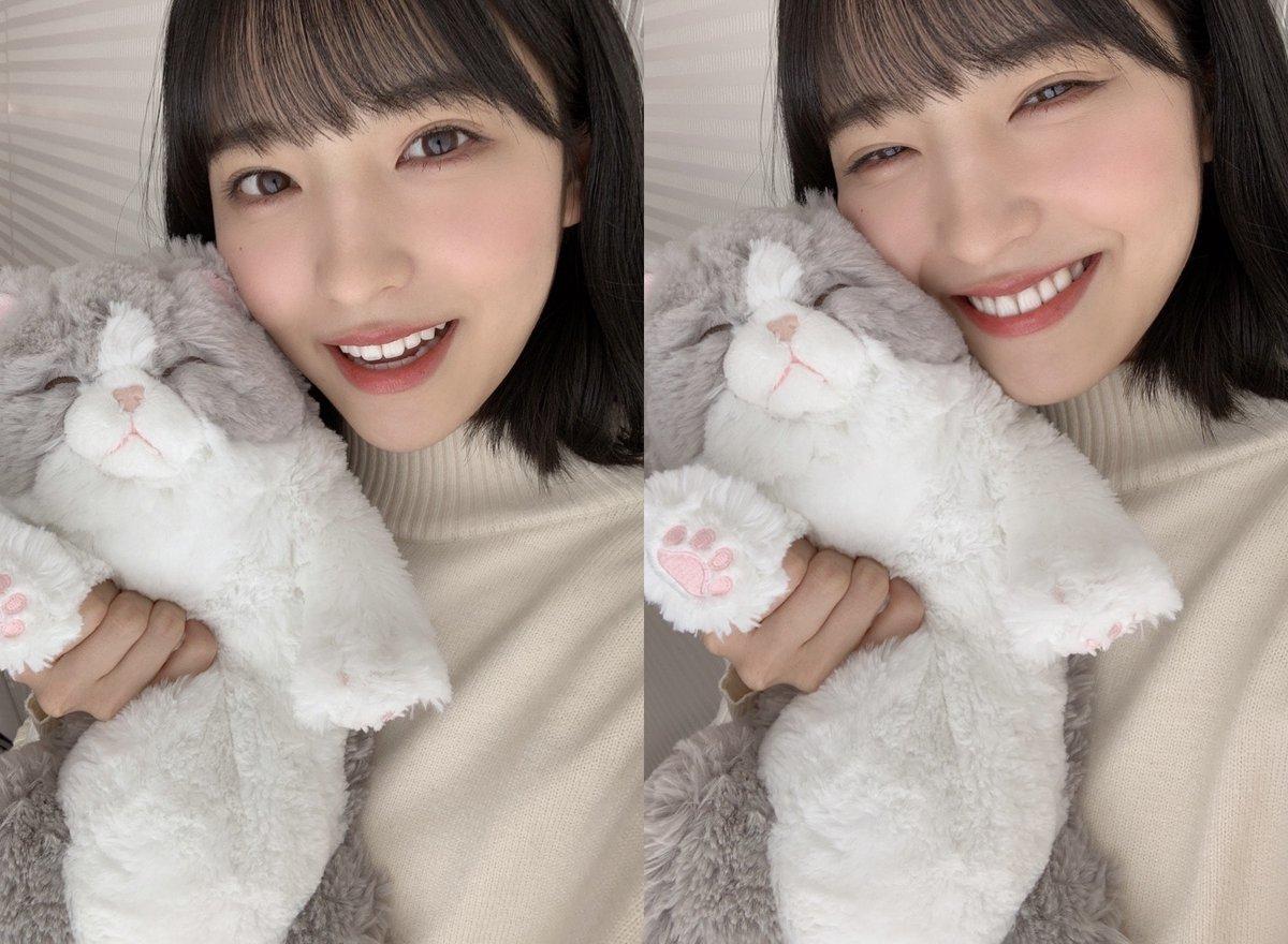 【ブログ更新 早川聖来】 ねこぱんち!