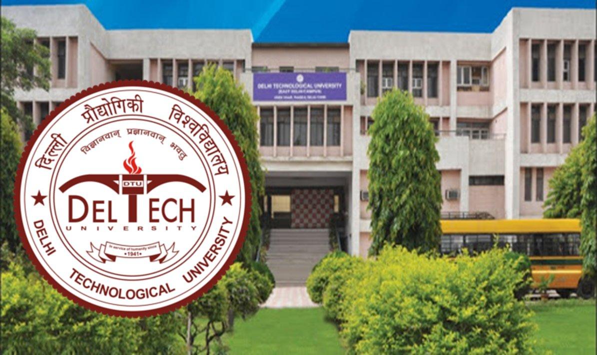 Delhi Technological University Recruitment by Direct Mode of Recruitment