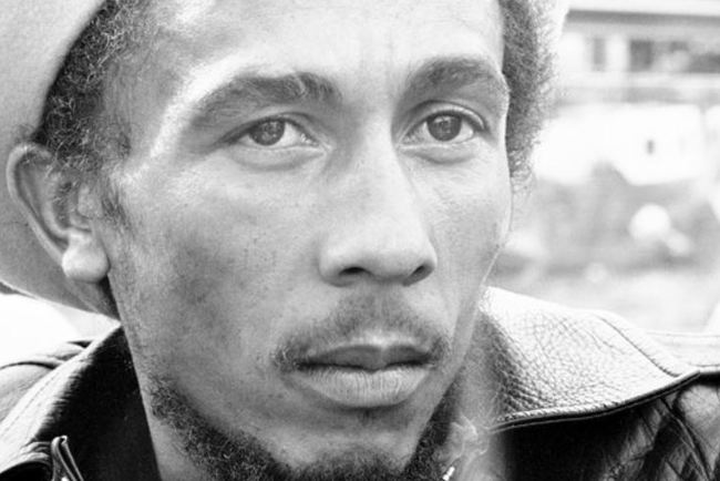 With God, everyone is alive! Sir Bob Marley happy Birthday! Eternal memory to you!