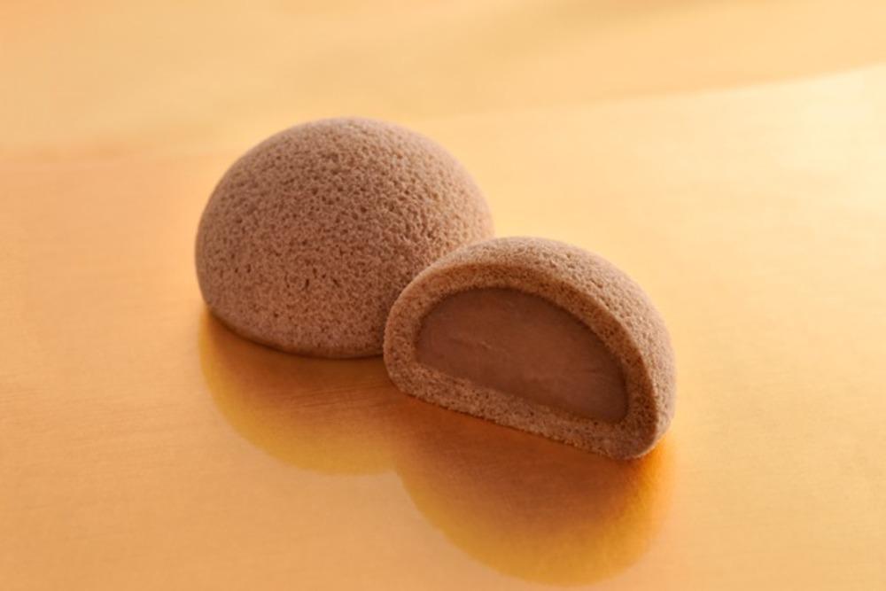 チョコ味の「萩の月」限定復活、ふわふわカステラ×なめらかチョコカスタードの「萩の調」 -