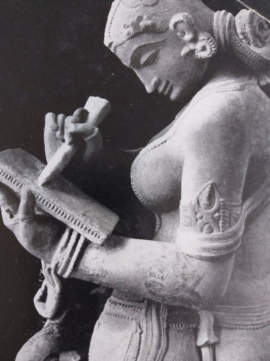 test Twitter Media - RT @IndiaHistorypic: Woman Writing a Letter  10th Century A.D ( 1000 Years Old )   Chandela Dynasty,  Khajuraho https://t.co/Ytc2ARd4EP
