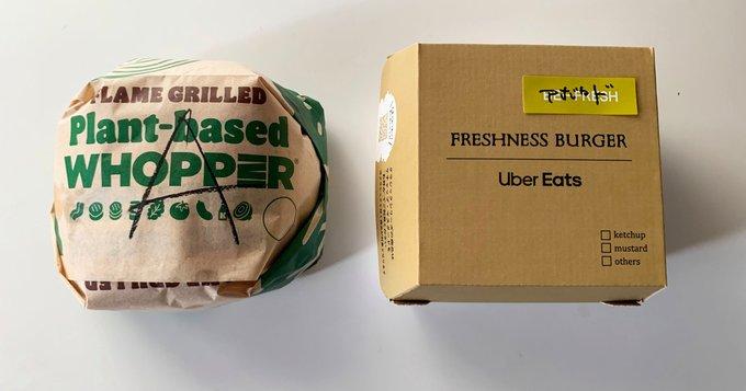 大豆パティバーガー食べ比べ!バーガーキング『アボカドプラントワッパー』vsフレッシュネス『ザ・グッドバーガー(アボカド)』#大豆パティバーガー食べ比べ